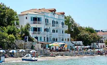Filoxenia Beach Apartments
