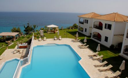 Erietta Luxury Apartments