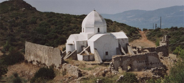 Skopos Church in Argassi Zakynthos Zante