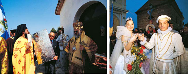 Traditional Zakynthian Wedding