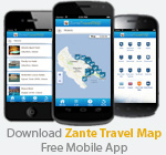 Zante Travel Map Free Mobile App