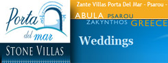 Weddings in Porta Del Mar Villas